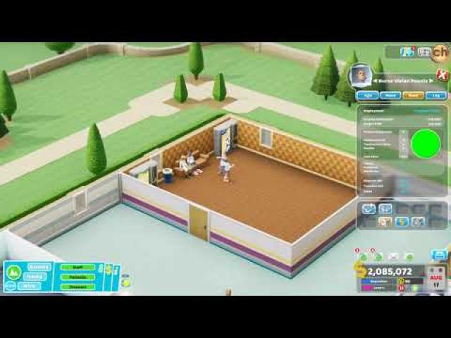 Two Point Hospital +22 Trainer