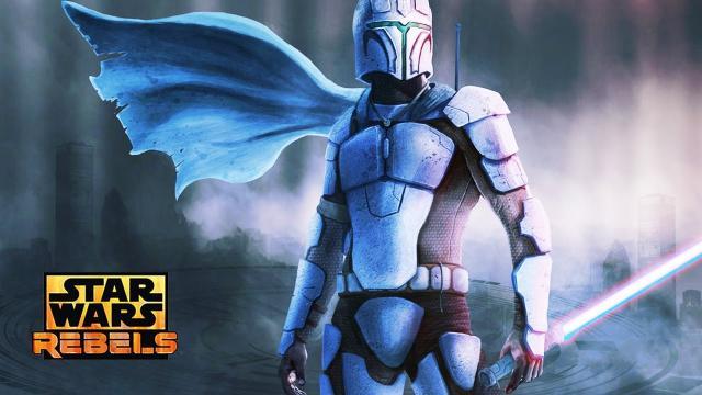 First Ever Mandalorian Jedi REVEALED!  TAR VIZSLA!  Epic Star Wars Season 3 Teaser!