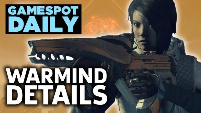 Destiny 2 Warmind DLC Detailed By Bungie - GameSpot Daily