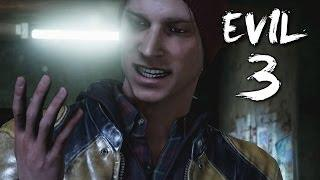 Infamous Second Son Evil / Bad Karma Gameplay Walkthrough Part 3 - Eugene's Lair (PS4)