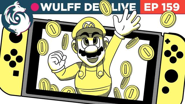 Why are people surprised the Switch is selling so well? - Wulff Den Live Ep 159