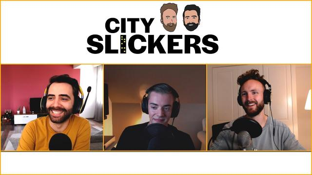 City Slickers Podcast | Guest: TazerHere | Episode Four