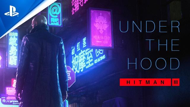 HITMAN 3 – Under the Hood (Chongqing Location Reveal) | PS5, PS4