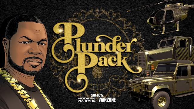 Call of Duty®: Modern Warfare® & Warzone - Plunder Pack Vehicle Skins (Featuring Xzibit)