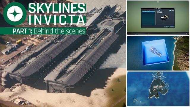 Part 1 Behind the Scenes | Skylines Invicta | Founders of Antares