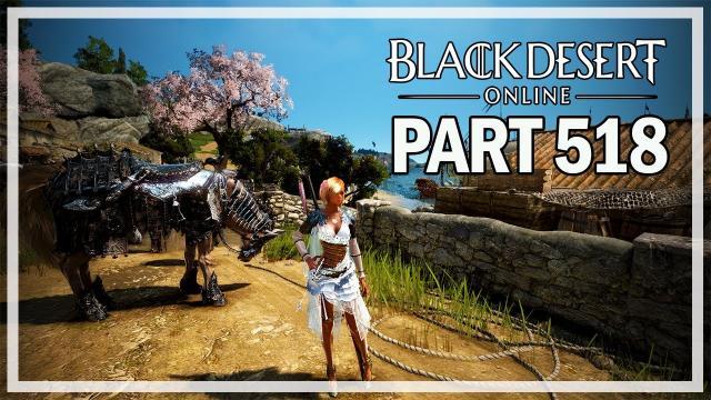 Black Desert Online - Dark Knight Let's Play Part 518 - Awakened Bosses