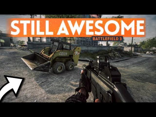 Battlefield 3 Is Still SO GOOD!
