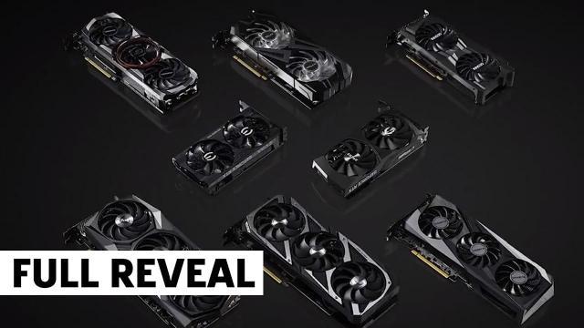 NVIDIA RTX 3060 GPU Announcement - CES 2021