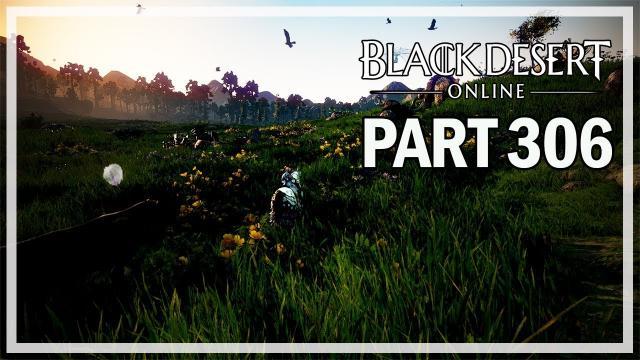 Black Desert Online - Dark Knight Let's Play Part 306 - Forest Ronaros