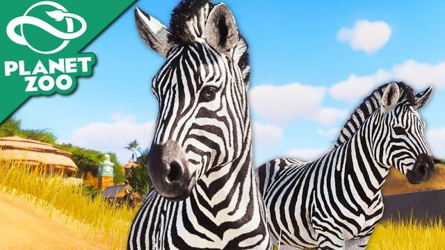 Let's Build a Zoo; A PLANET ZOO! - Planet Zoo Franchise Mode