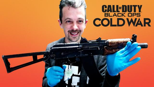Firearms Expert Reacts To Call Of Duty: Black Ops Cold War's Guns