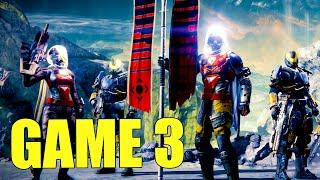 Destiny Multiplayer Event -  Bungie vs Community Game 3 -  First Light Control