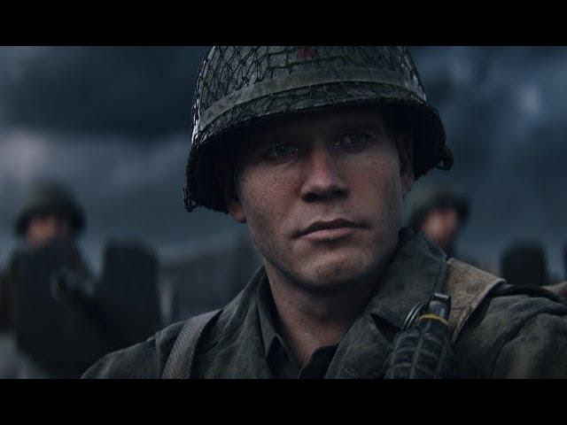 "Call of Duty®: WWII - Présentation officielle du personnage ""Red"" Daniels [FR]"