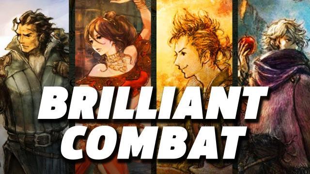 The Brilliance Of Octopath Traveler's Combat