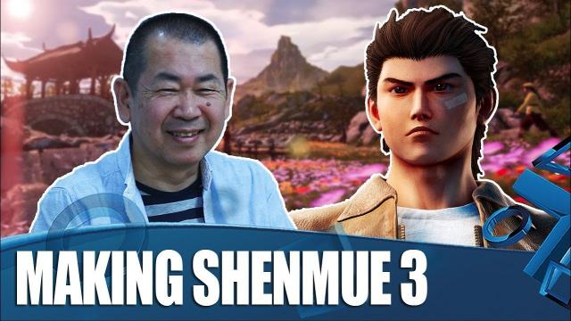 Shenmue 3 - Yu Suzuki on why it's a 'Miracle'