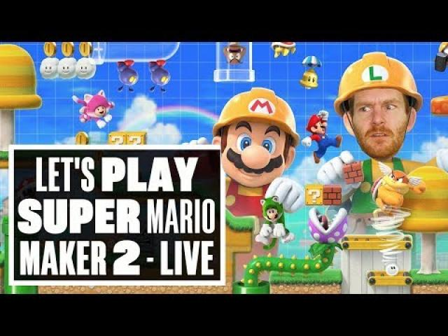 Super Mario Odyssey 2 Player Co Op Live