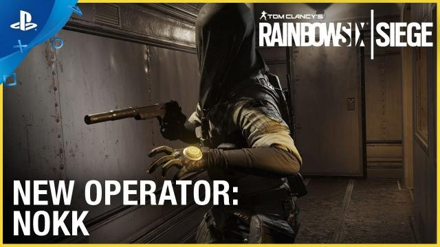 Rainbow Six Siege: Operation Phantom Sight - Nøkk | PS4