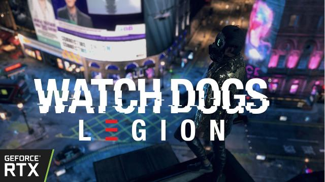 Watch Dogs Legion - Full Game Ray Tracing Showcase - 4K