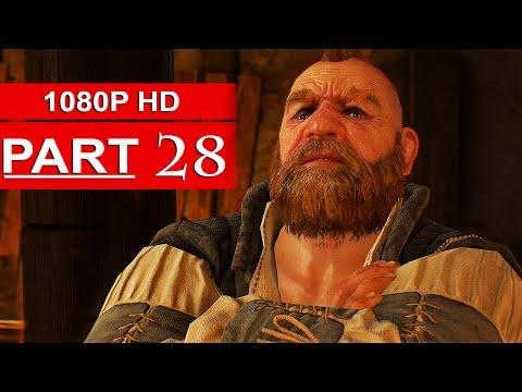 witcher 3 gameplay 1080p hd