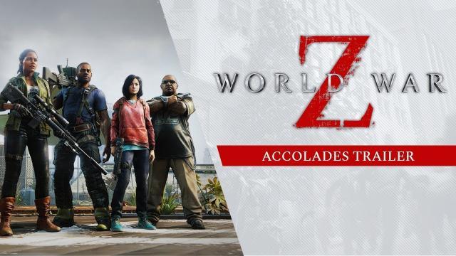 World War Z - Accolades Trailer
