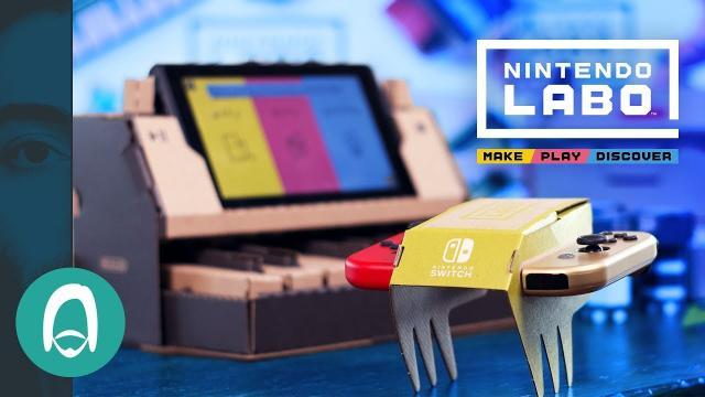 Nintendo Labo VS Grown Man: Is it fun for adults too?