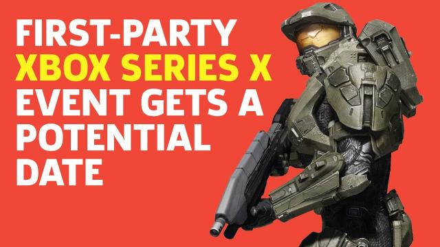 Xbox Series X Event Date Reportedly Revealed