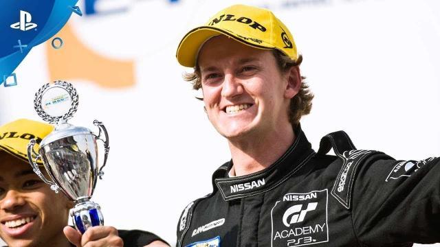 Gran Turismo Sport: GT Academy Winner: Lucas Ordonez | PS4