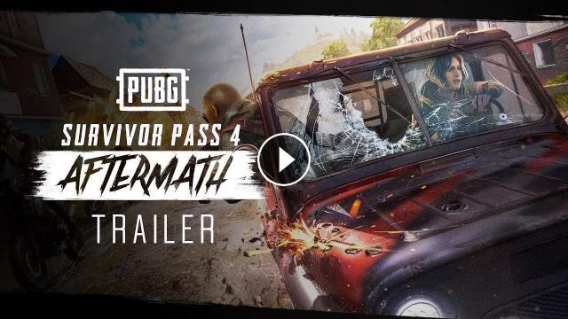 Pubg Survivor Pass 4 Aftermath