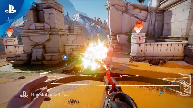 Megalith - Open Beta Gameplay Reveal | PS VR