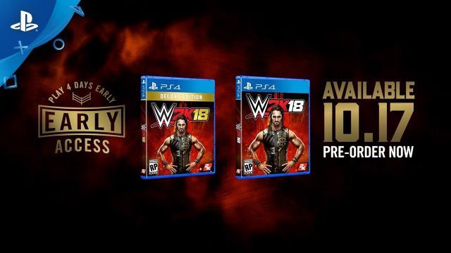 WWE 2K18 – Vandal | PS4