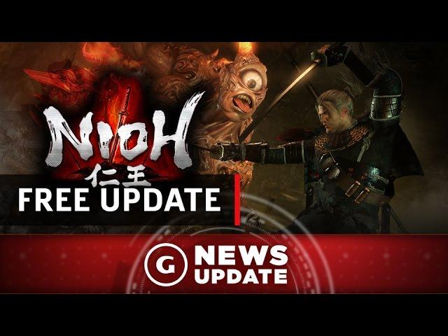 Free Nioh Update Adds New Missions and More - GS News Update