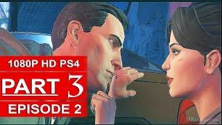 BATMAN Telltale EPISODE 2 Gameplay Walkthrough Part 3 [1080p] No Commentary (BATMAN Telltale Series)