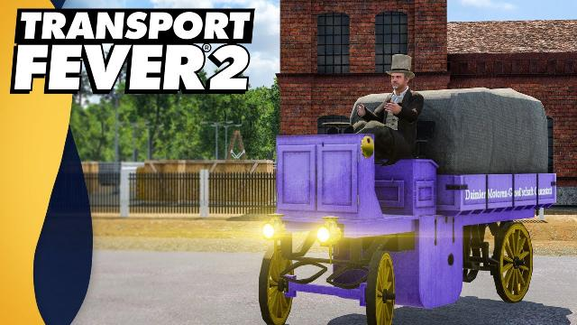 If THIS works, it'll be HUGE! | Transport Fever 2 (Part 16)