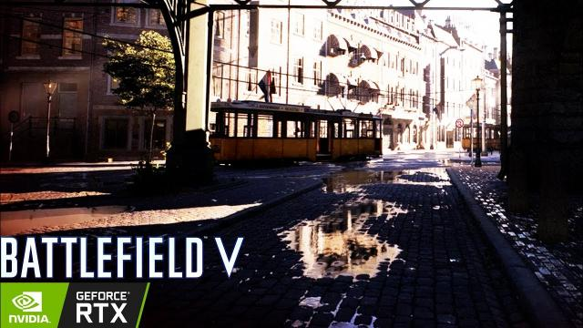 Battlefield 5 - The Ray Tracing Cinematic - Recorded on Nvidia RTX2080ti