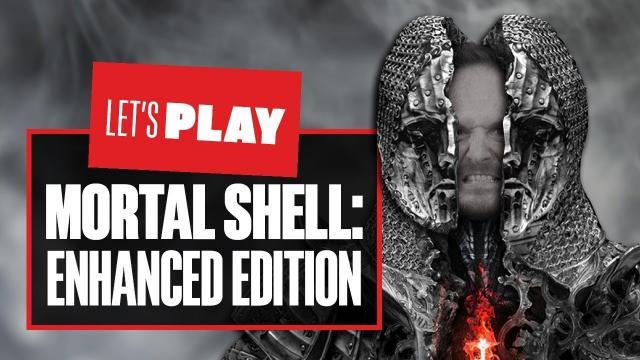Let's Play Mortal Shell: Enhanced Edition (PS5) - MORTAL SHELL: ENHANCED EDITION GAMEPLAY