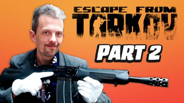 Firearms Expert Reacts To MORE Escape From Tarkov Guns