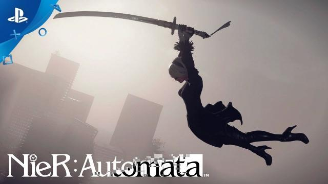 "NieR: Automata – ""Death is Your Beginning"" Launch Trailer 
