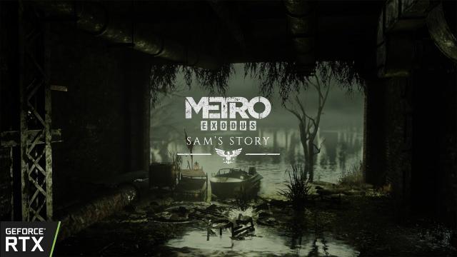 Privyet Vladivostok - Metro Exodus Sam's Story Cinematic - 4K RTXOn Ultra