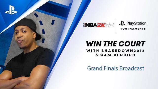 NBA2K22 WIN THE COURT : GRAND FINALS : PS TOURNAMENTS