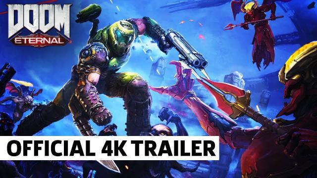 DOOM Eternal – Official DLC Teaser Part 1 | 'The Ancient Gods'