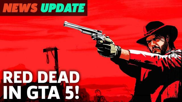 How To Unlock The Red Dead Redemption 2 Revolver In GTA Online - GS News Update