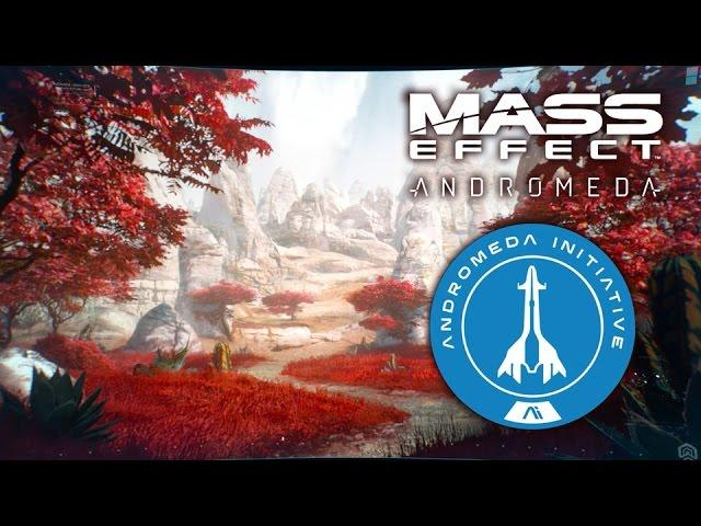 Andromeda Initiative: Golden Worlds Briefing - Mass Effect Andromeda