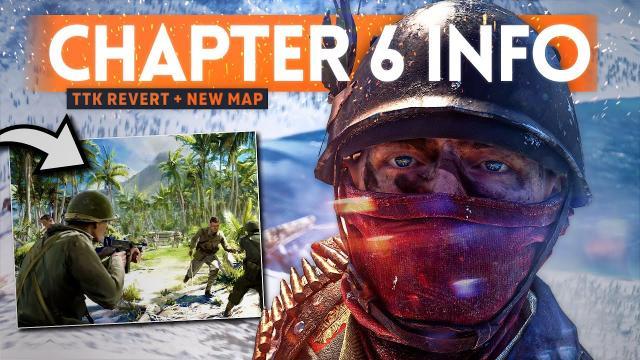 """A """"SORT OF"""" WEAPON BALANCE TTK REVERT! - Battlefield 5 Chapter 6 Info! (New Map, Weapons & Gadgets)"""