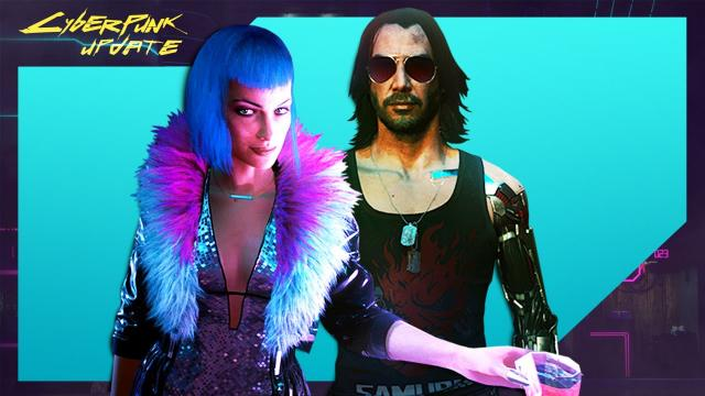 How Sex and Relationships Work in Cyberpunk 2077