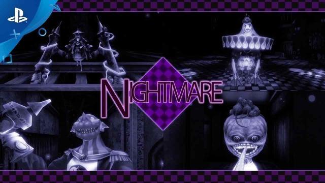 Mary Skelter: Nightmares - Nightmares Trailer | PS Vita