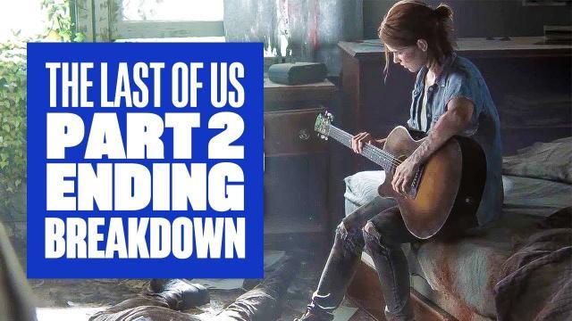 The Last of Us Part 2 Ending Breakdown - Spoiler-Heavy Interview with Neil Druckmann