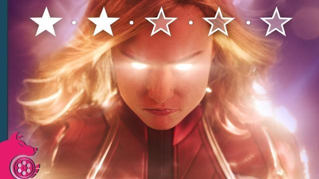 Why I Think Captain Marvel Might Suck