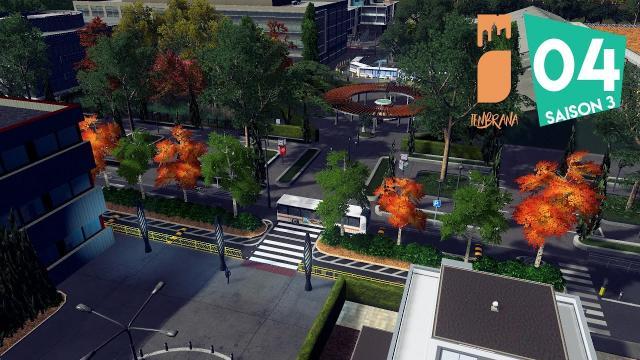 Cities Skylines - Episode 04 | Lancement de la MCTP & Aubegnar Centre