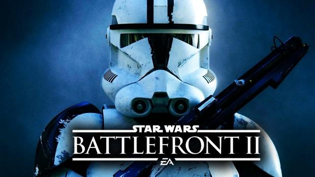 Star Wars Battlefront 2 - Clone Troopers Tease and Multiplayer Squads Confirmed!