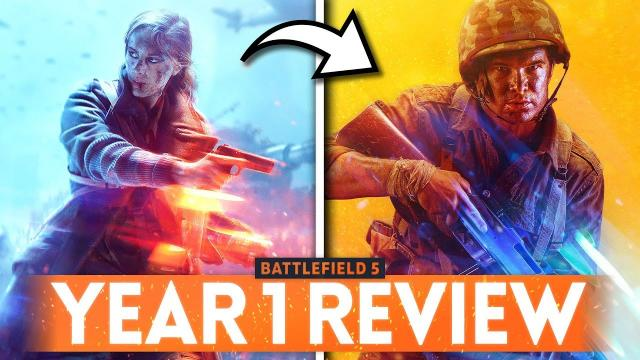 Reviewing Battlefield 5 AFTER 1 YEAR... Is It Good Now? ????